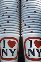I heart NY cups
