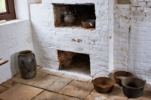 An interior corner of the kitchen