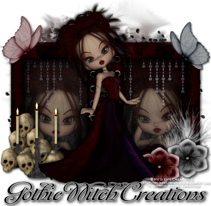 ~*~Gothic Witch Creations~*~