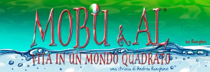 Mobu e AL - Vita in un mondo quadrato - (da pesce rosso a pesce rosso)