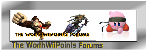 The WorthWiiPoints Forums
