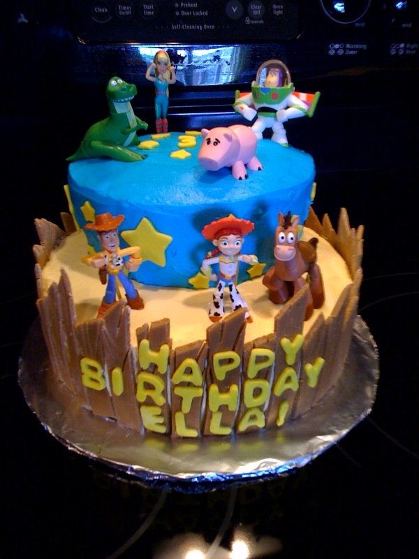 Sweet Treats By Andrea Toy Story Cake