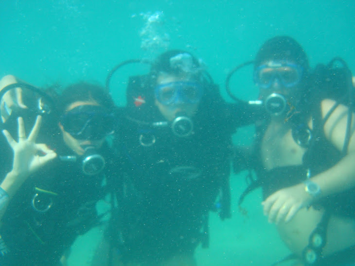 Mergulhando bem fundo