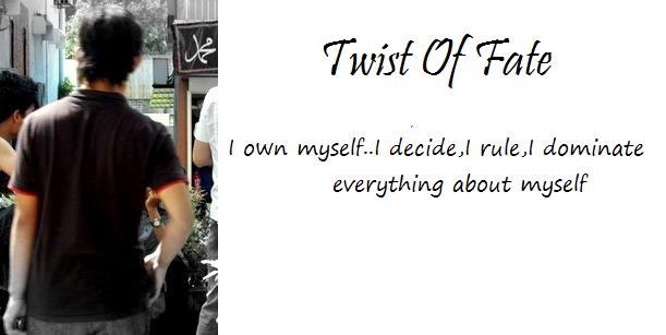 Twist - Of - Fate