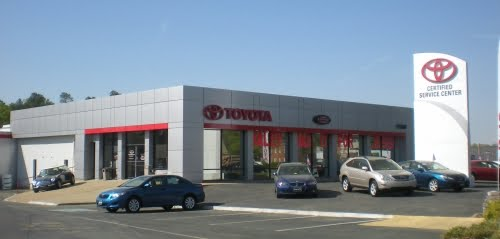 Haley Toyota Certified Sales and Service Center