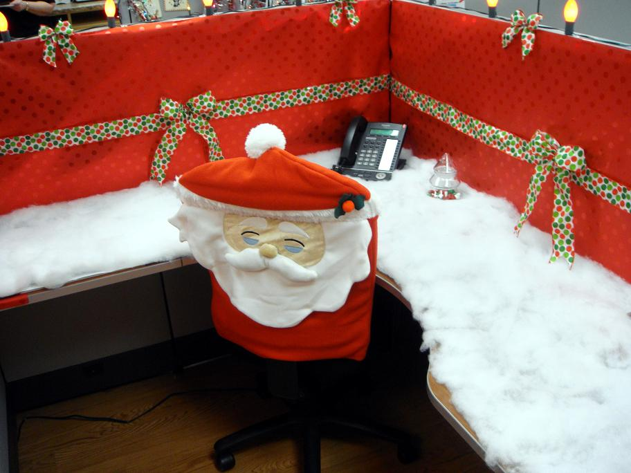 Innovative  Office Decorating Contest On Pinterest  Cubicle Decorations Office