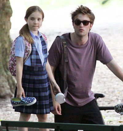 Movies Robert Pattinson   on Winner Of The Fans Of Robert Pattinson Has Been Remember Me With 36