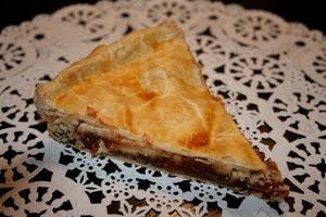 Crusty Guava and Cream Cheese Pie