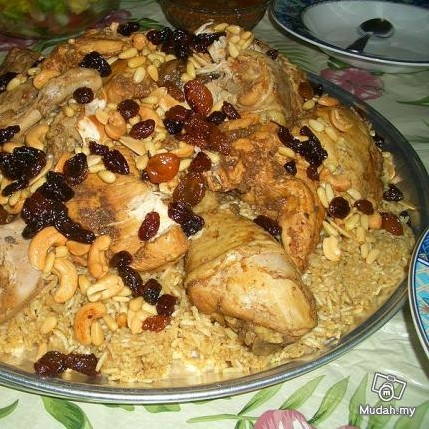 nasiarab - Recipe of the day 9th May 2012
