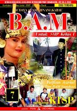 Budaya Alam Minangkabau / Penulis : Yulfian Azrial
