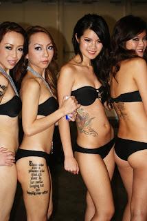 Tattoo Artist trend 2010