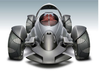 Vector Future automobile