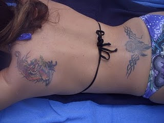 Accentuate Your Body With a Sexy Tattoo Design, Airbrush Tattoo, All Free Tattoo Designs