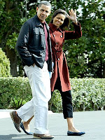 Frumpy Fashion of President Obama