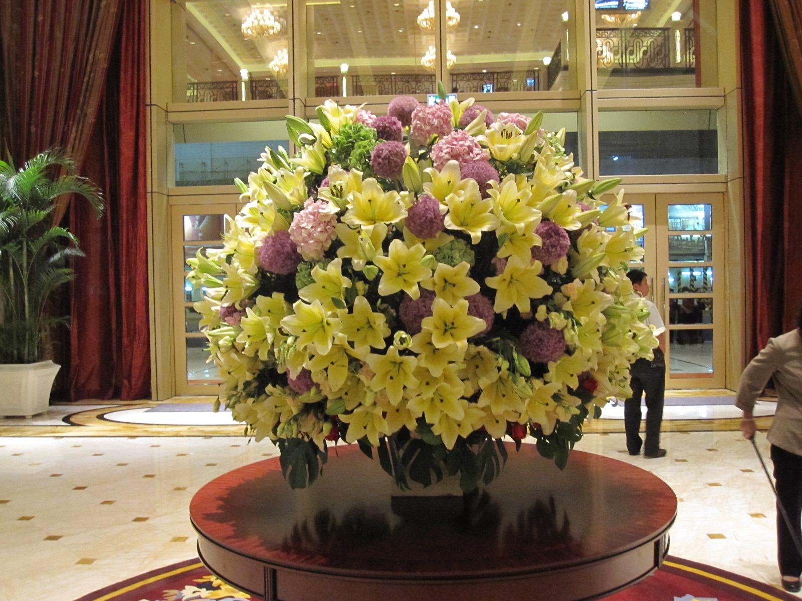 Lees Korea Blog Honeymoon The LArc New World Hotel