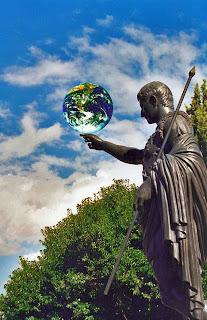 foto de César y el mundo