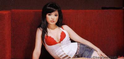 Foto Hot Magdalena di Majalah FHM (Sexy )
