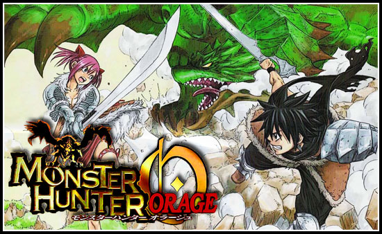 Monster Hunter Orage  Mho