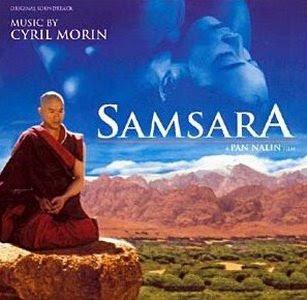 Cyril MORIN, né en 1962 Samsara