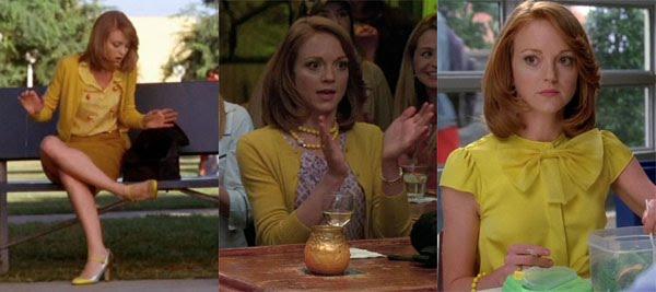 Rachel Berry\Lea Michele Emma_yellow2
