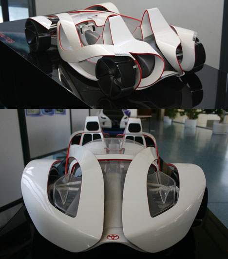 Affordable Sports Cars 2010: Mob Sports Car Is Made From Liquid Wood