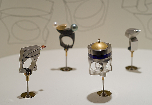 Beautiful  and Creative Kinetic Ring Seen On www.coolpicturegallery.us