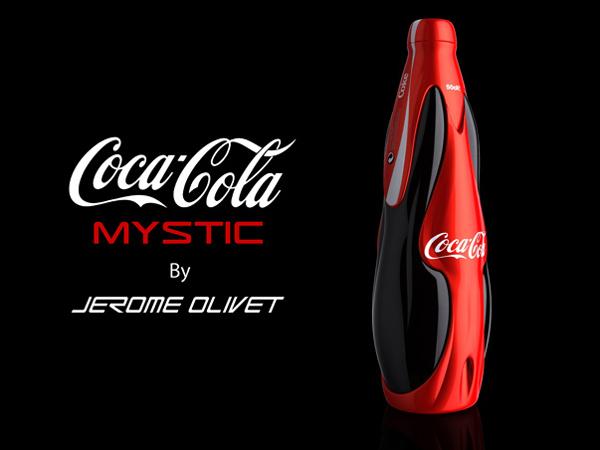 Mystic The New Coca Cola Bottle Spicytec