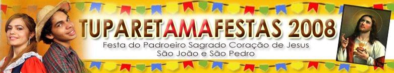 Festas Juninas em Tuparetama