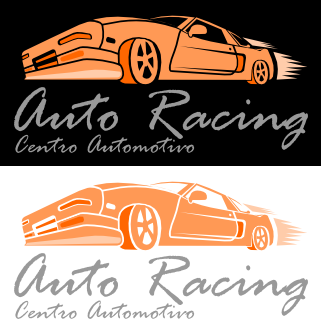 Auto Racing Jobs on Cliente Auto Racing Centro Automotivo Job Logotipo A Vproart Design
