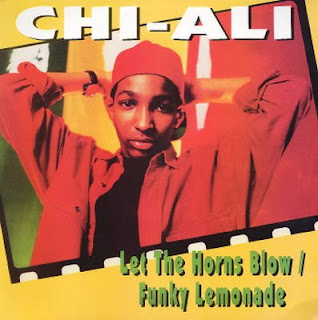 Chi Ali - Let The Horns Blow [VLS] (1992)