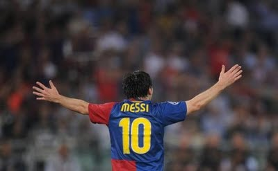 FIFA World Player of the Year 2009 - Lionel Messi