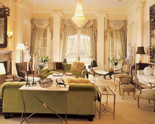 French Apartment Interiors
