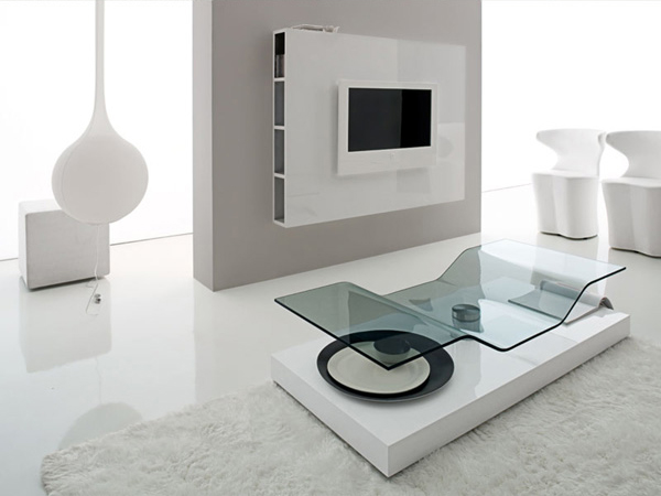 we really like the ultra modern living room furniture from compar for