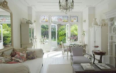 Vintage Living Room Interior Design