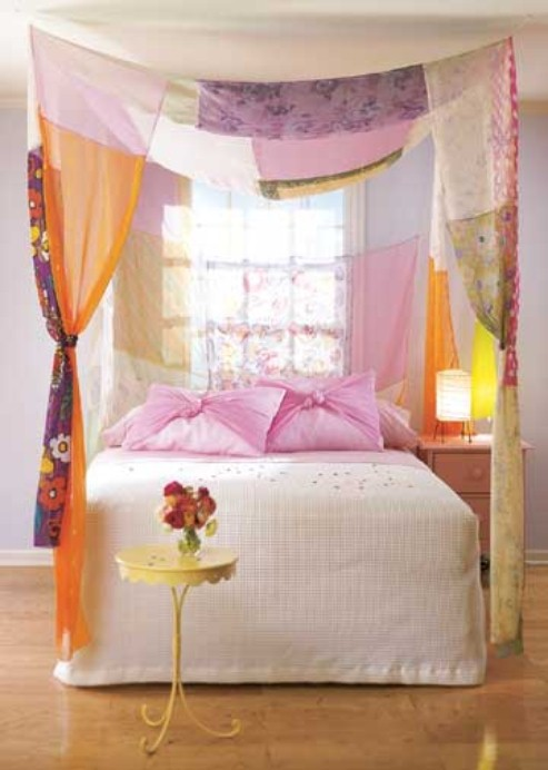 Teenage Room Decor ideas and trends in summer 2011