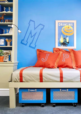 Cool Teen Room Decoration