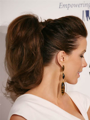 Long Ponytail Hairstyle Picture 2