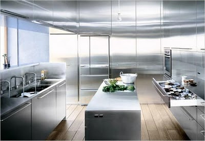 Modern Japanese Kitchen Design 3