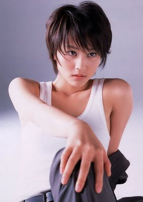 Best Short Japanese Hairstyles for Asian Girls05