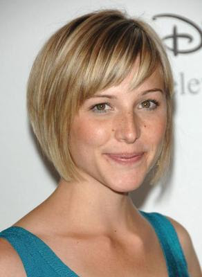 New Hairstyles Collection 2010: Great Short Hairstyles With Bangs For