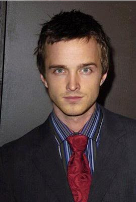 Aaron Paul Short Messy Hairstyles