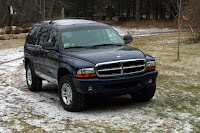 Our 'New' 2003 Dodge Durango