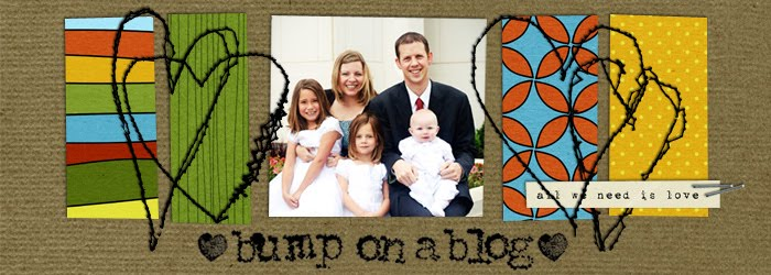 Bump on a Blog