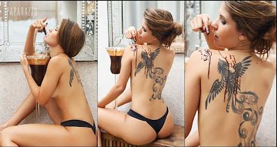 Cacau tatuagem