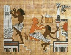 Odontología en Egipto