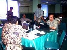Trining Of Triner di Surabaya
