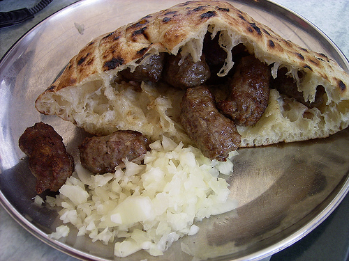 Cevapi+Recipe+Bosnian It has been said the casing-less sausages known ...