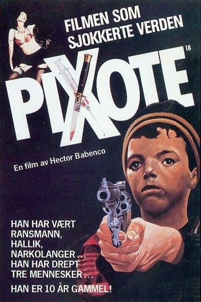 an analysis of hector babencos film pixote Hamlet and macbeth are two of william shakespeare 15-3-2016 literature an analysis of the theme of sanity in by an analysis of hector babencos film pixote.