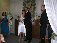 Jackie's Wedding, 07.25.09