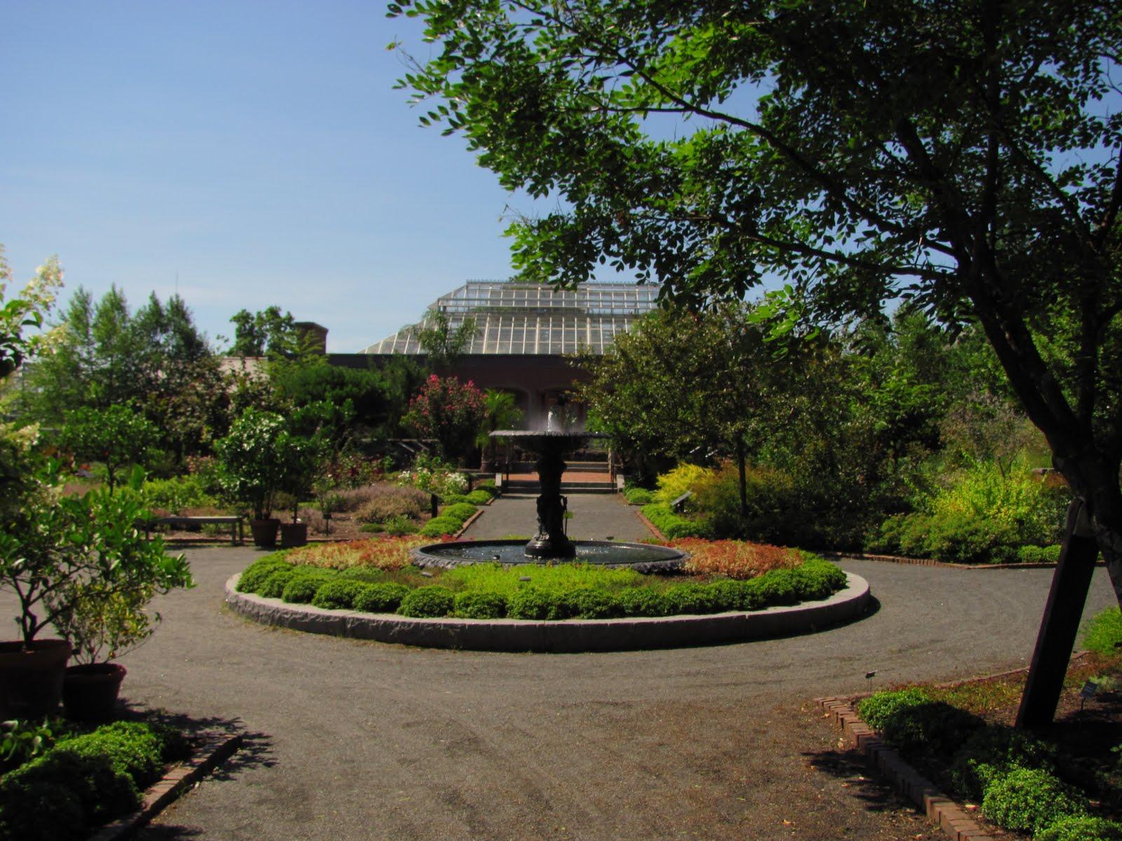 Gardening Obsession Tower Hill Botanic Garden Boylston Ma
